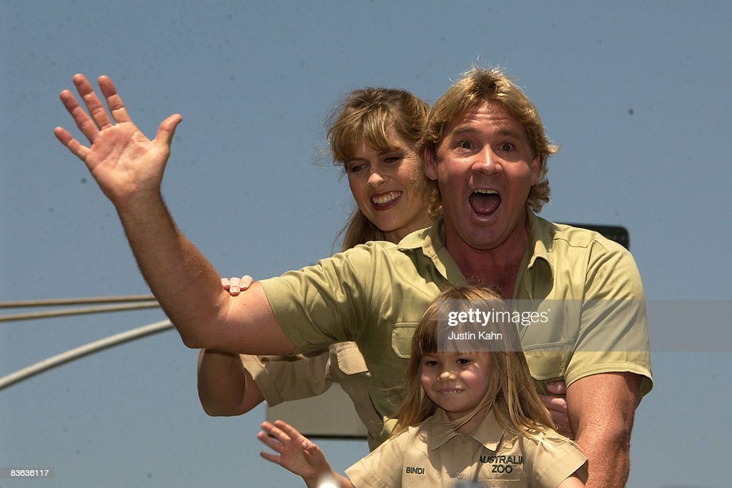 """The Crocodile Hunter: Collision Course"" Premiere : News Photo"