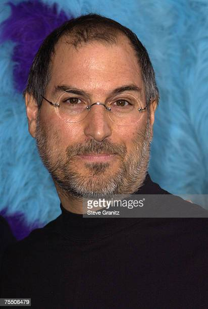 Steve Jobs at the El Capitan Theatre in Hollywood California