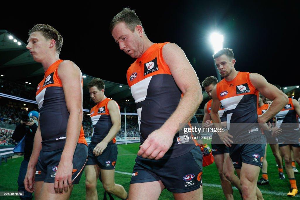 AFL Rd 23 - Geelong v GWS
