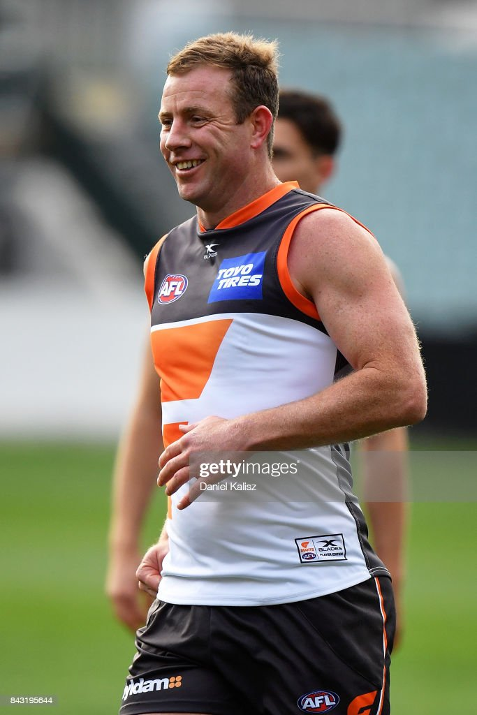 GWS Giants Training Session