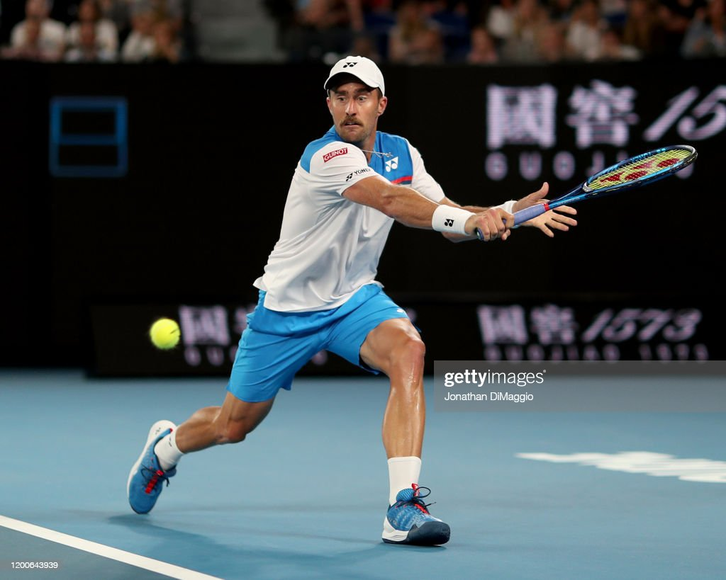 2020 Australian Open - Day 1 : News Photo