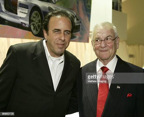 Steve Kaufman and Lee Iacocca