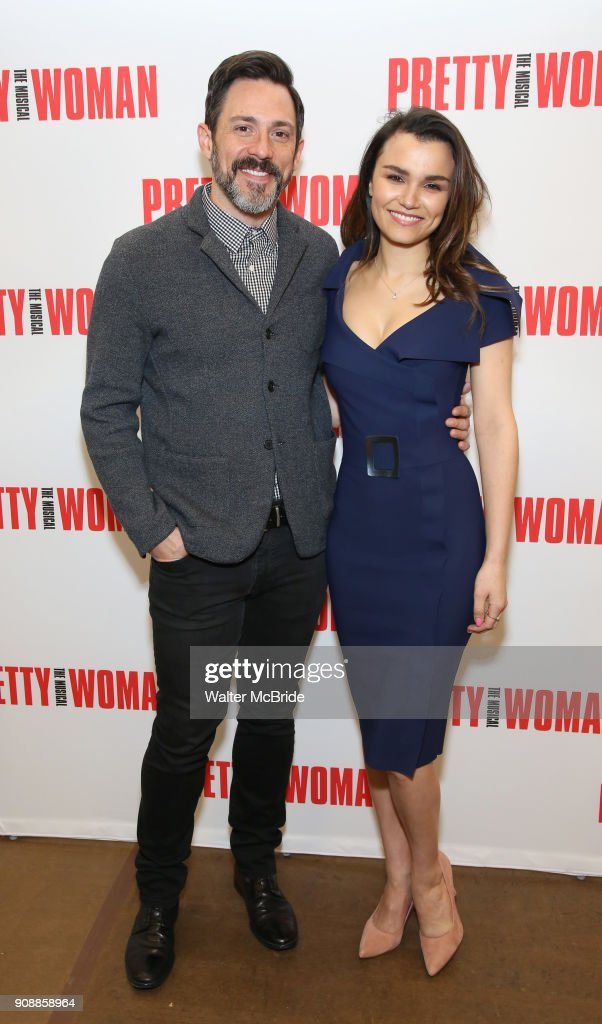 """Pretty Woman"" Cast Photocall"