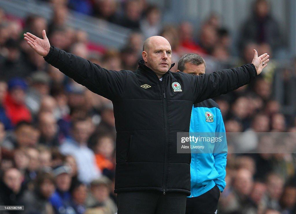 Blackburn Rovers v Norwich City - Premier League : News Photo
