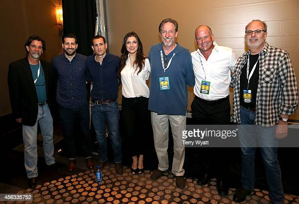 Steve Lassiter of APA Jeffrey Hasson of Paradigm Aaron Tannenbaum of CAA Virginia Hunt Davis of G Major Management Paul Lohr of New Frontier Touring...