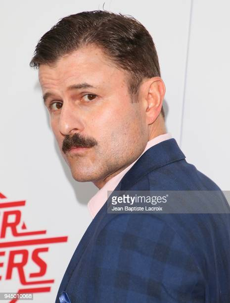 Steve Lemme attends the premiere of Fox Searchlight Pictures' 'Super Troopers 2' on April 11 2018 in Los Angeles California