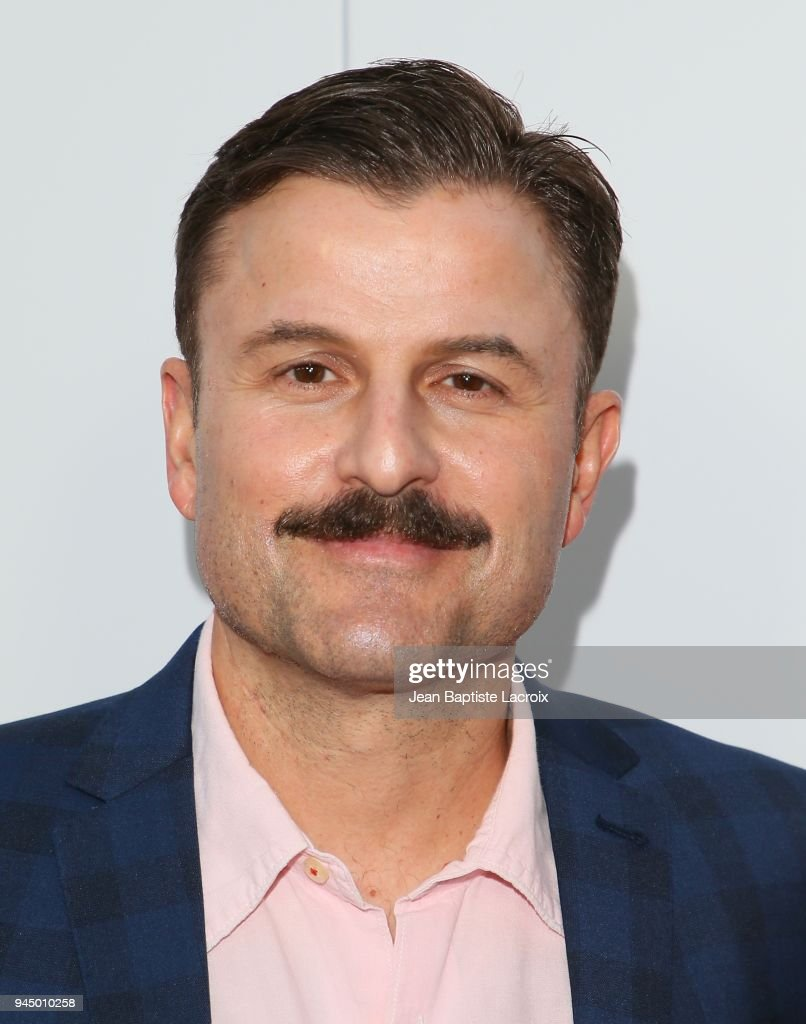 Steve Lemme attends the premiere of Fox Searchlight Pictures' 'Super Troopers 2' on April 11, 2018 in Los Angeles, California.