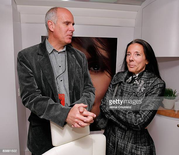 Steve Lieberman and Faith Kates Kogan attend the Amway Global presentation of Tina Turner Live in Concert at Madison Square Garden on December 1 2008...