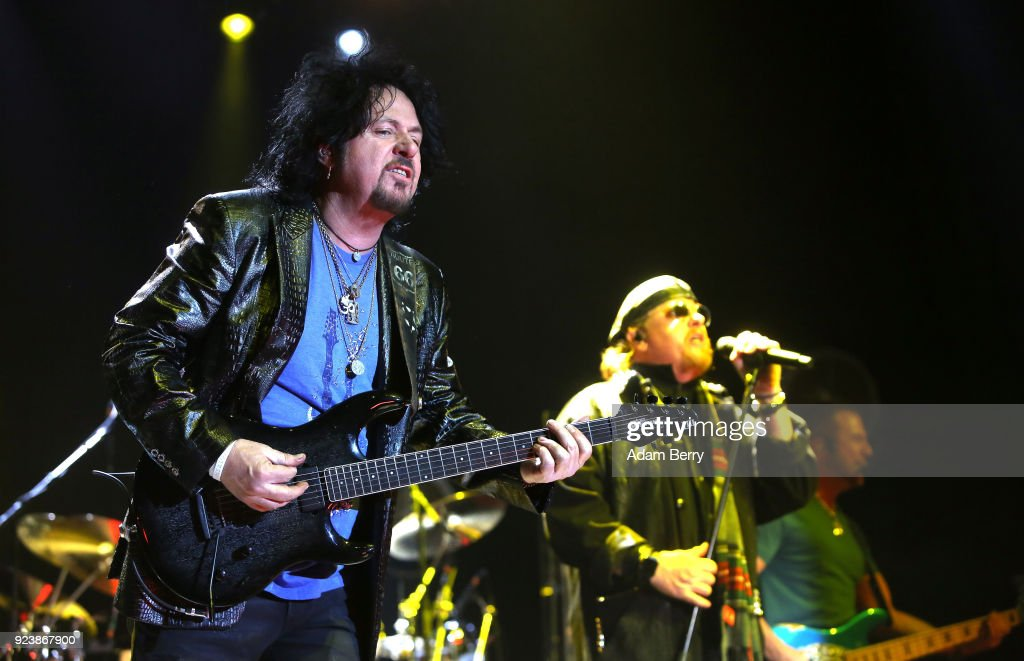 Toto Perform In Berlin
