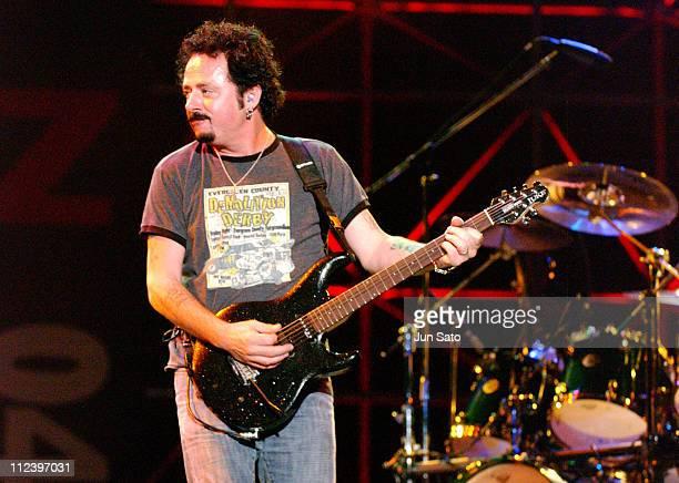 Steve Lukather of TOTO during Tokyo Jazz 2004 Rockit Reloaded at Tokyo Big Sight in Tokyo Japan