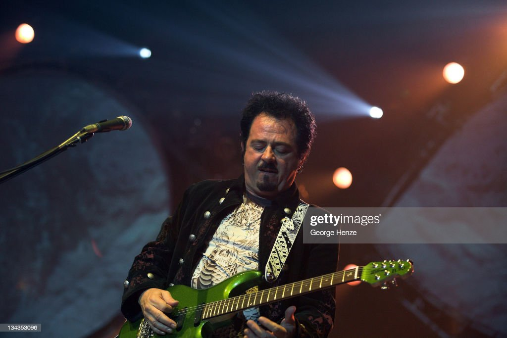 Toto in Concert at the Heineken Music Hall in Amsterdam - March 19, 2007