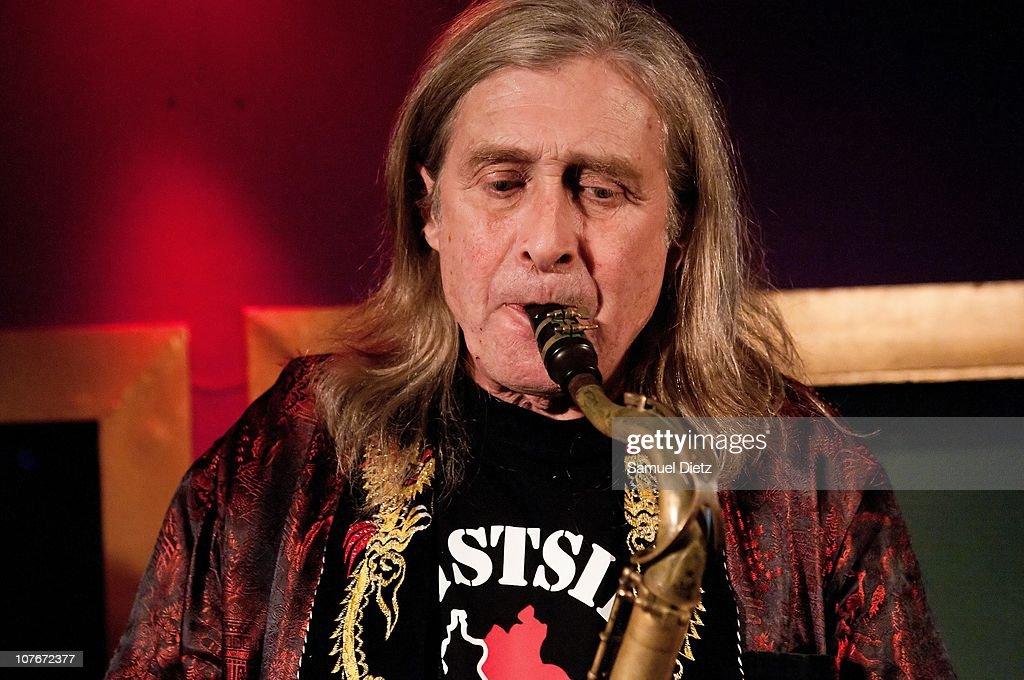 Steve Mackay In Concert - Paris : News Photo