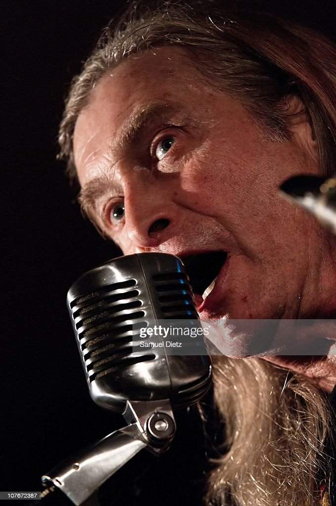 Steve Mackay In Concert - Paris : News Photo