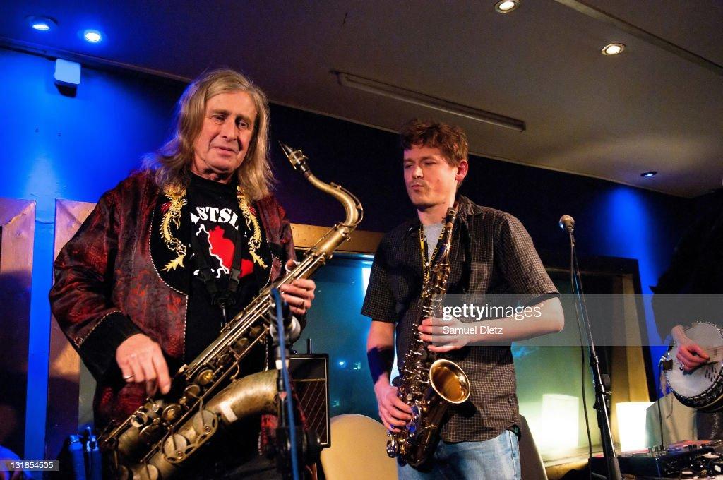 Steve MacKay Performs Live In Paris : News Photo