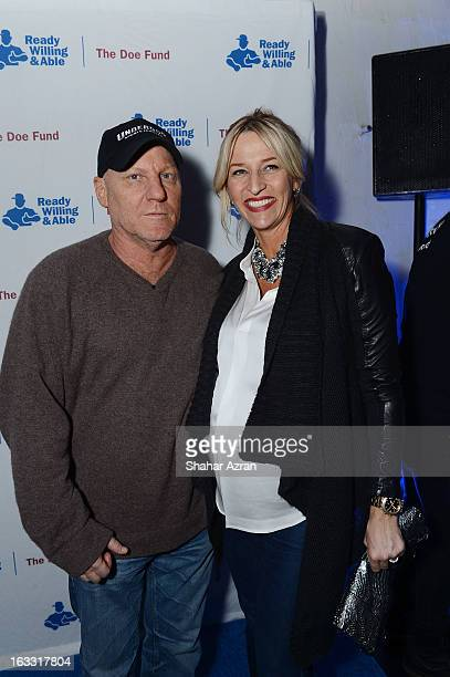 7a4618579f5 Steve Madden and Wendy Madden attend the The Doe Fund s Second Annual Sweet  New York at