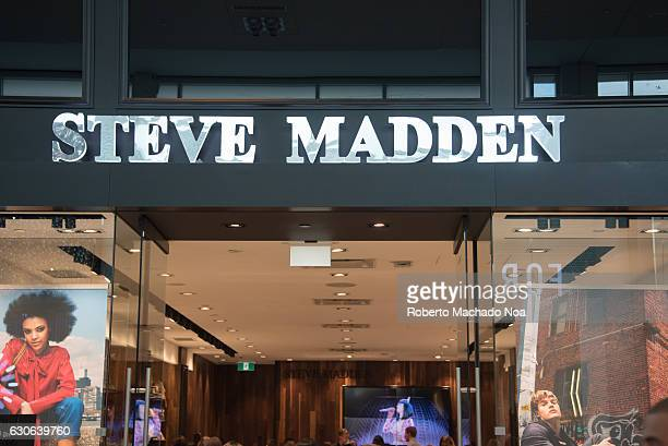 f8c8234f7cf Steve Madden store front and entrance Steve Madden is a clothing  accessories and shoes store