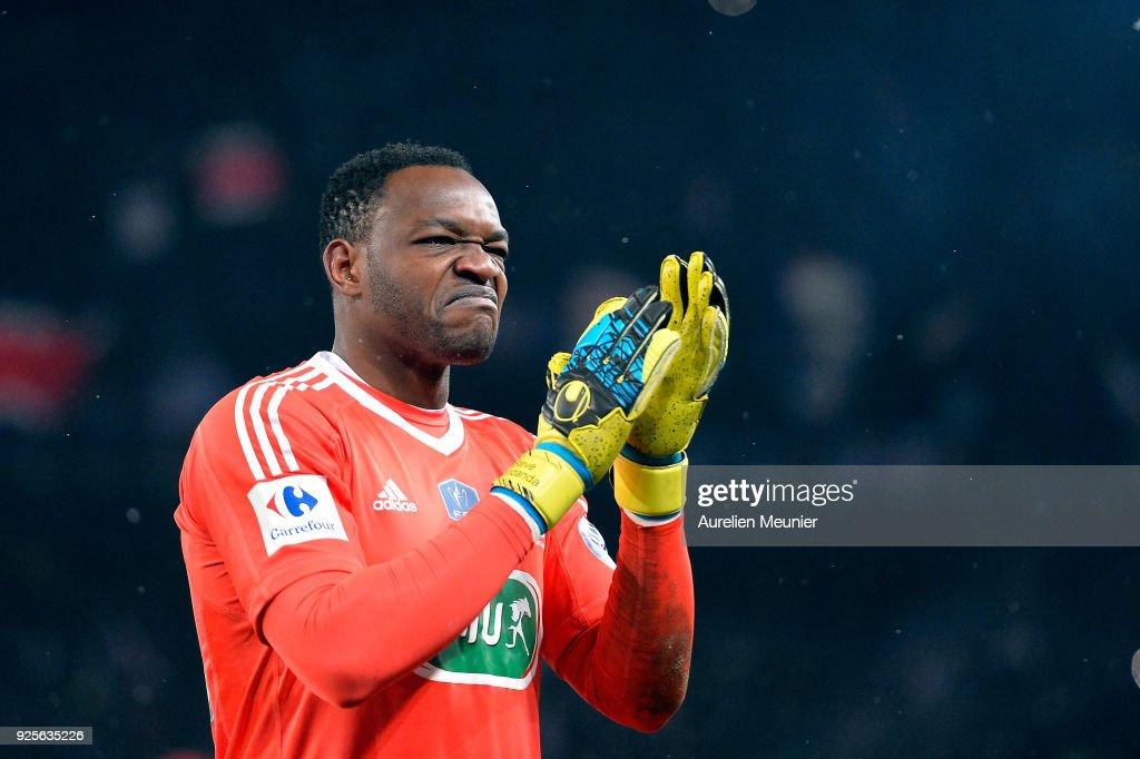 Paris Saint Germain v Marseille - French Cup : News Photo
