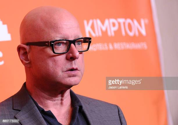Steve Marker of the band Garbage attends The Trevor Project's 2017 TrevorLIVE LA at The Beverly Hilton Hotel on December 3 2017 in Beverly Hills...