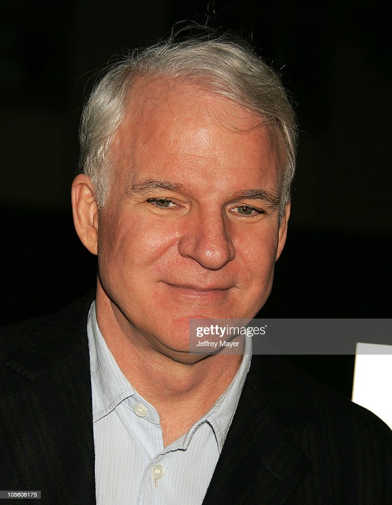 Steve Martin during Jerry Lewis Hosts Special Screening of 'The Nutty Professor' at Paramount Theater in Hollywood, California, United States.