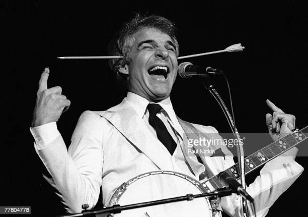 Steve Martin on 7/22/78 in Chicago Il