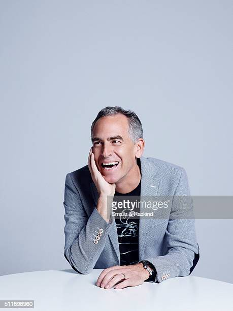 Steve Martino is photographed for The Hollywood Reporter on November 6 2015 in Los Angeles California