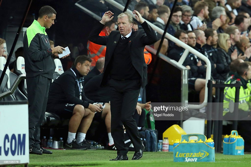 Newcastle United v Stoke City - Premier League : News Photo