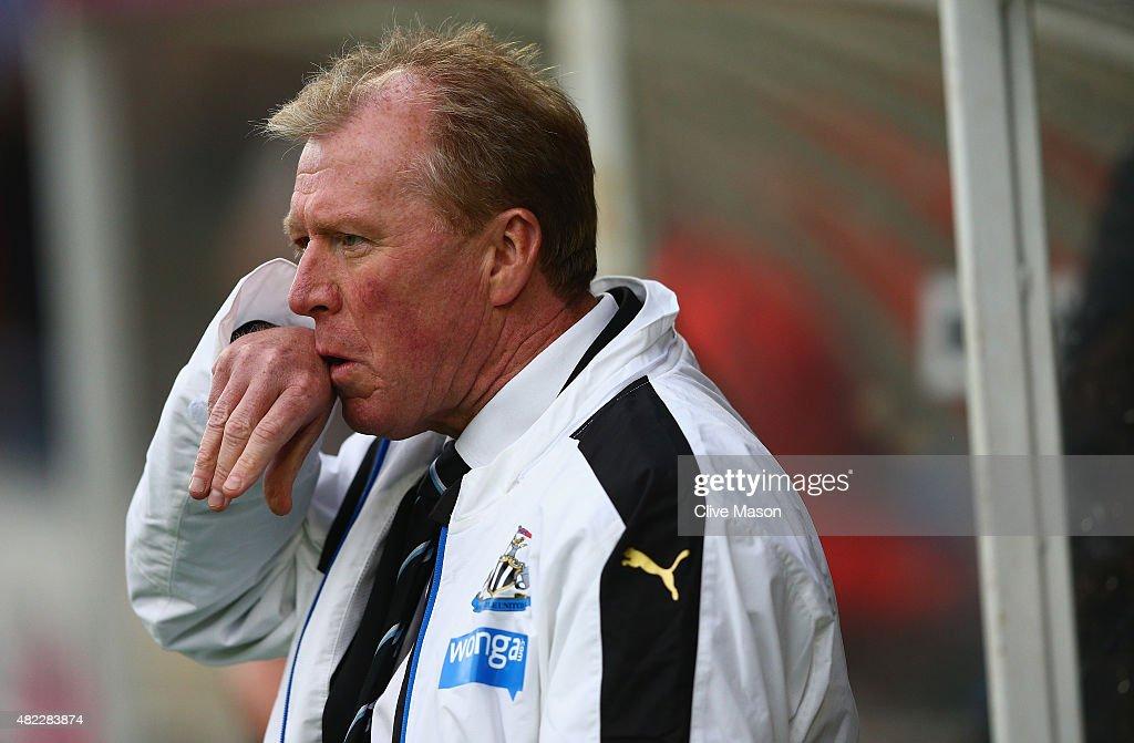 York City v Newcastle United - Pre Season Friendly
