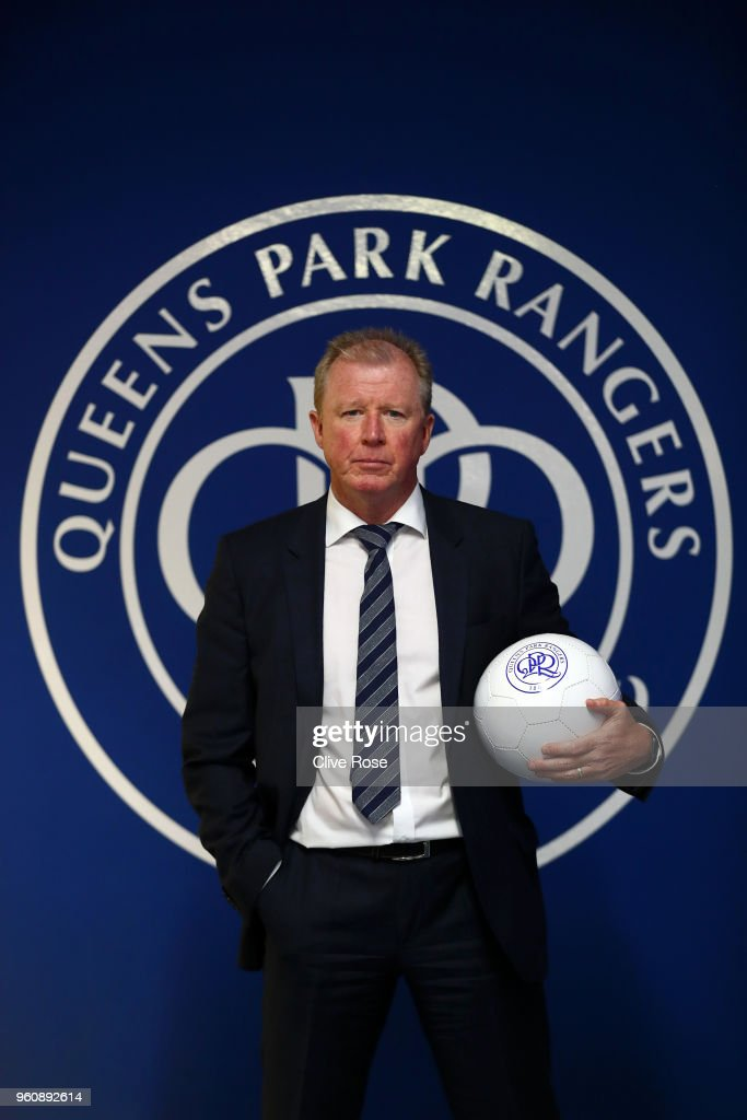 Queens Park Rangers Unveil New Manager Steve McClaren
