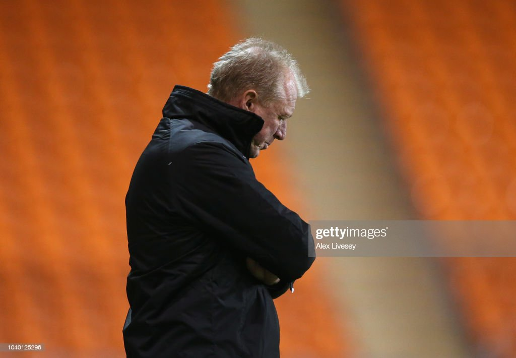 Blackpool v Queens Park Rangers - Carabao Cup Third Round : News Photo