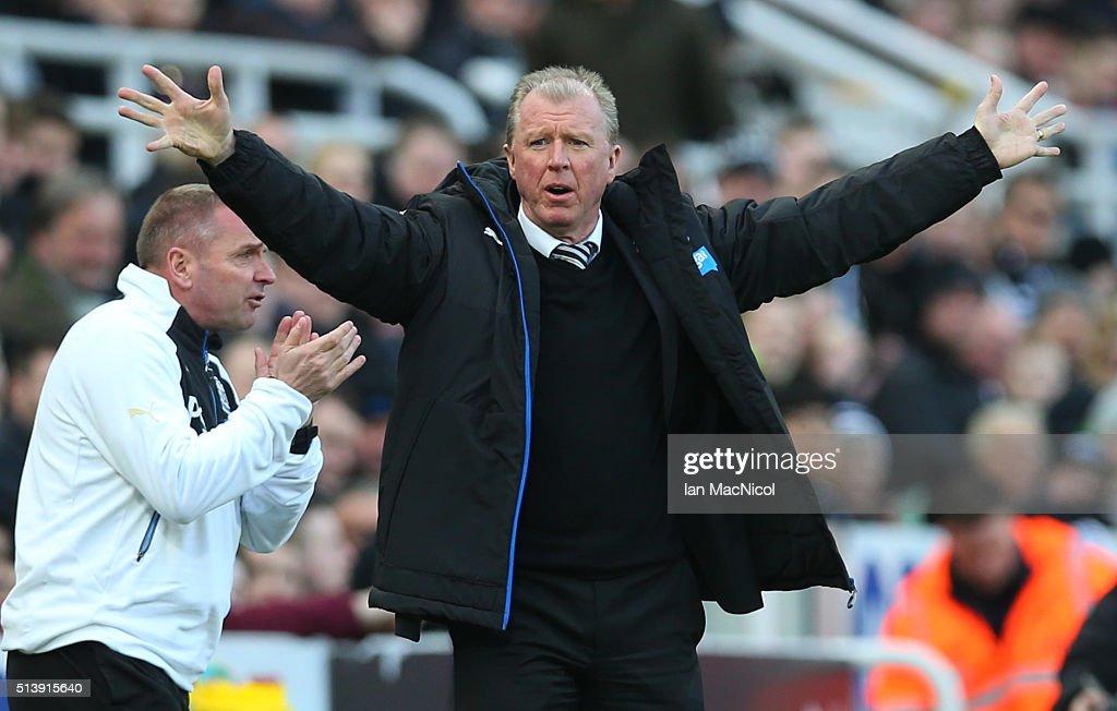 Newcastle United v A.F.C. Bournemouth - Premier League : News Photo