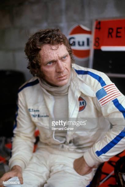 Steve McQueen 12 Hours of Sebring Sebring 21 March 1970 Hollywood star Steve McQueen during the 1970 12 Hours of Sebring endurance race