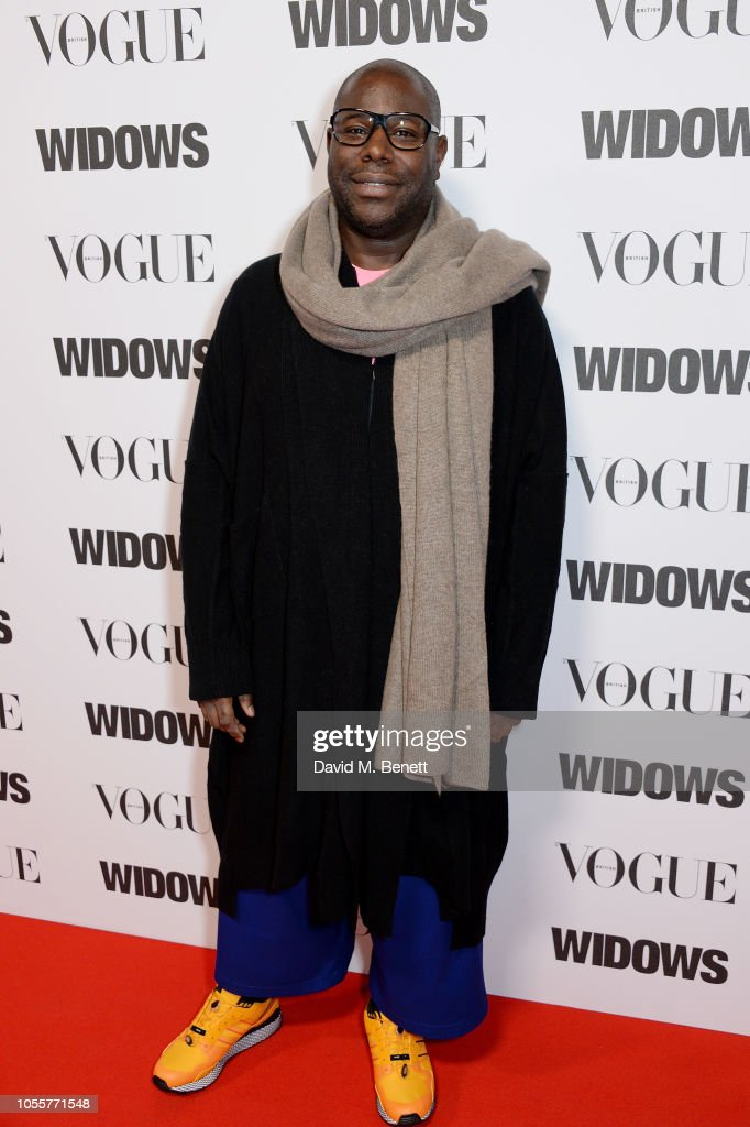 """""""Widows"""" Special Screening In Association With Vogue - VIP Arrivals : News Photo"""