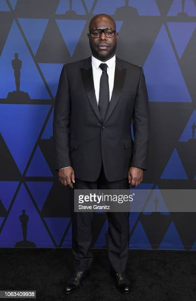 Steve McQueen attends the Academy of Motion Picture Arts and Sciences' 10th annual Governors Awards at The Ray Dolby Ballroom at Hollywood & Highland...