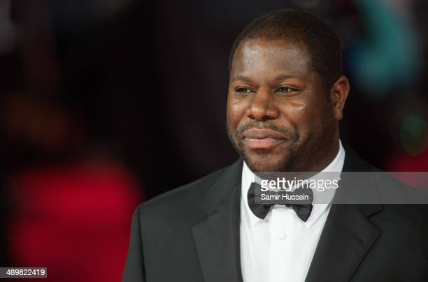Steve McQueen attends the EE British Academy Film Awards 2014 at The Royal Opera House on February 16, 2014 in London, England.