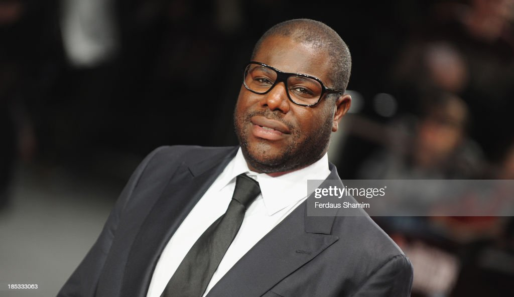 Steve McQueen attends the European premiere of 'Twelve Years A Slave' during the 57th BFI London Film Festival at Odeon Leicester Square on October 18, 2013 in London, England.