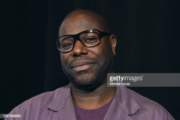 """Steve McQueen attends the gala screening of """"Widows"""" during AFI FEST 2018 at the TCL Chinese Theatre on November 14, 2018 in Los Angeles, California."""