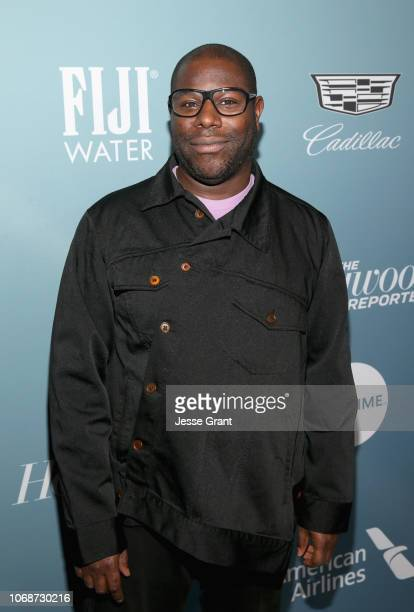 Steve McQueen attends The Hollywood Reporter's Power 100 Women In Entertainment at Milk Studios on December 5, 2018 in Los Angeles, California.