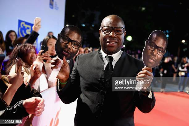 """Steve McQueen attends the """"Widows"""" premiere during 2018 Toronto International Film Festival at Roy Thomson Hall on September 8, 2018 in Toronto,..."""
