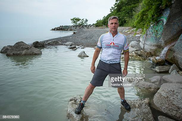 SCARBOROUGH ON JULY 28 Steve Menzie was running his usual morning route along the bluffs in Scarborough when he came along an elderly man who was...
