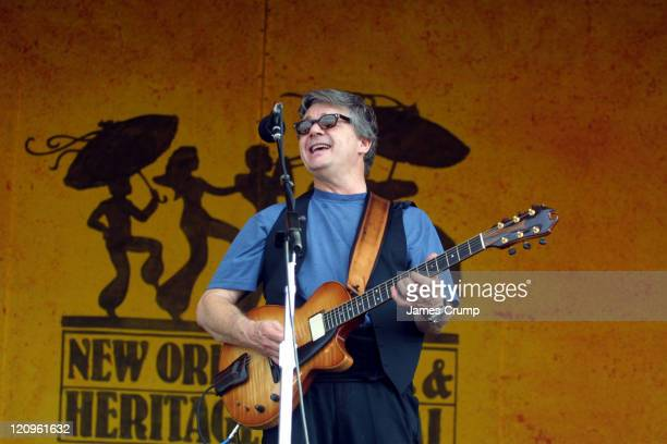 Steve Miller during 35th Anniversary of the New Orleans Jazz & Heritage Festival - Day 4 at New Orleans Fair Grounds in New Orleans, Louisiana,...