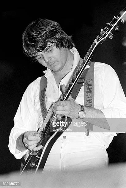 Steve Miller performing at Nassau Coliseum in Uniondale, Long Island, New York on August 12, 1977.
