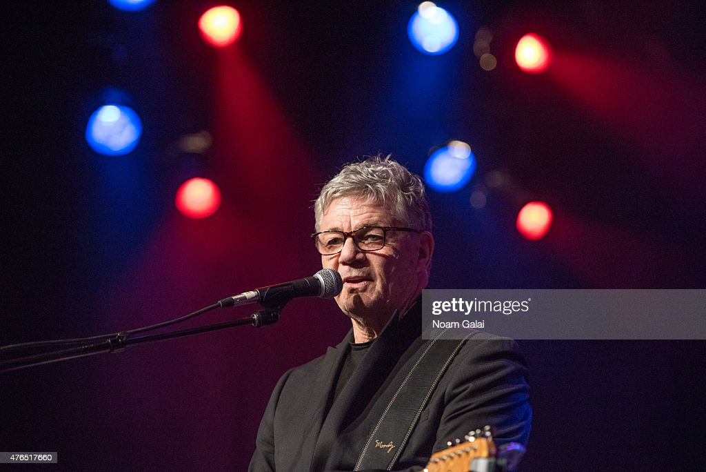 Steve Miller performs during Les Paul's 100th anniversary celebration at Hard Rock Cafe - Times Square on June 9, 2015 in New York City.