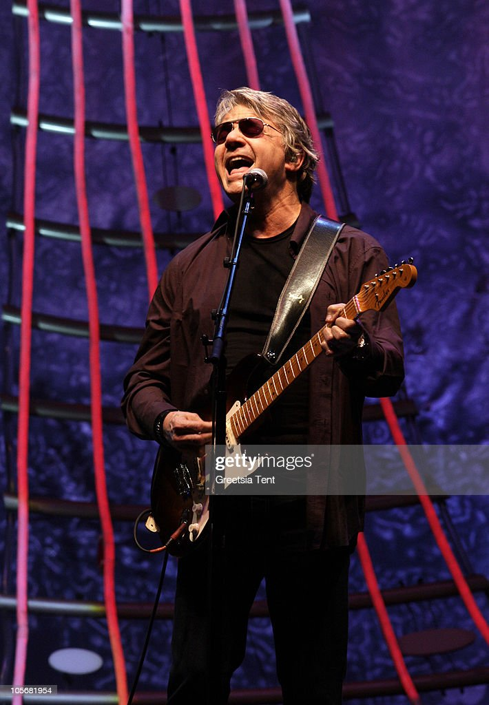 Steve Miller Band Performs in Amsterdam