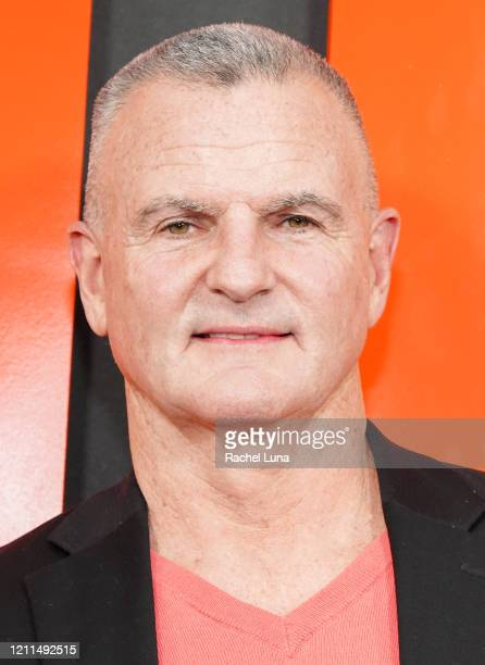 "Steve Mokate attends the premiere of Universal Pictures' ""The Hunt"" at ArcLight Hollywood on March 09, 2020 in Hollywood, California."