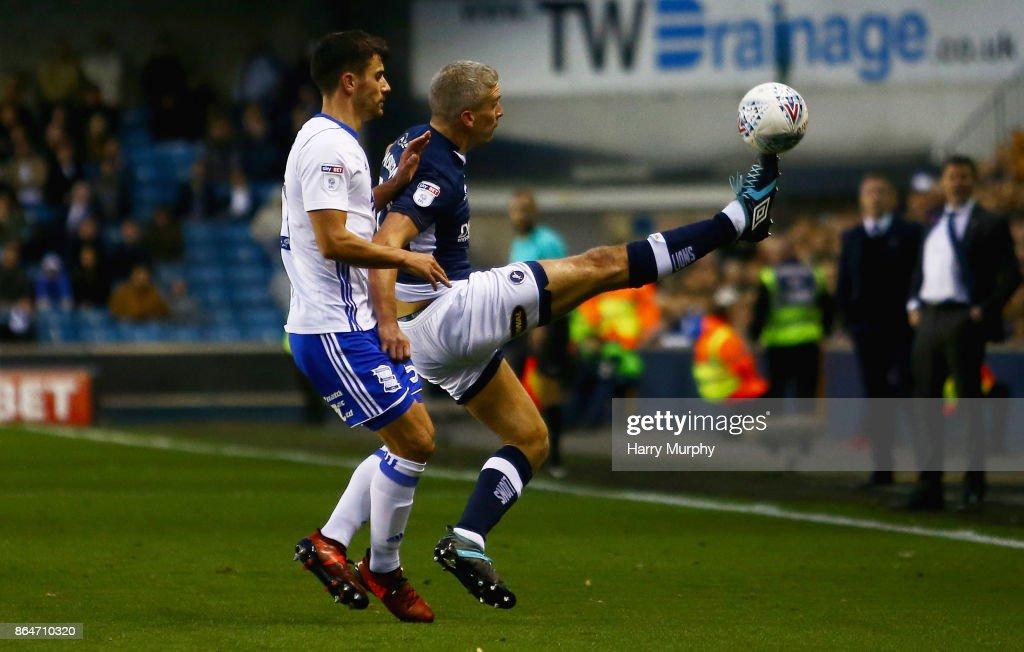 Millwall v Birmingham City - Sky Bet Championship