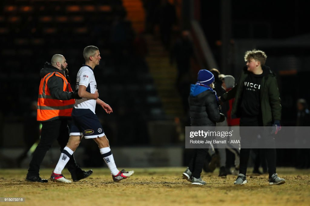 Rochdale AFC v Millwall - The Emirates FA Cup Fourth Round Replay