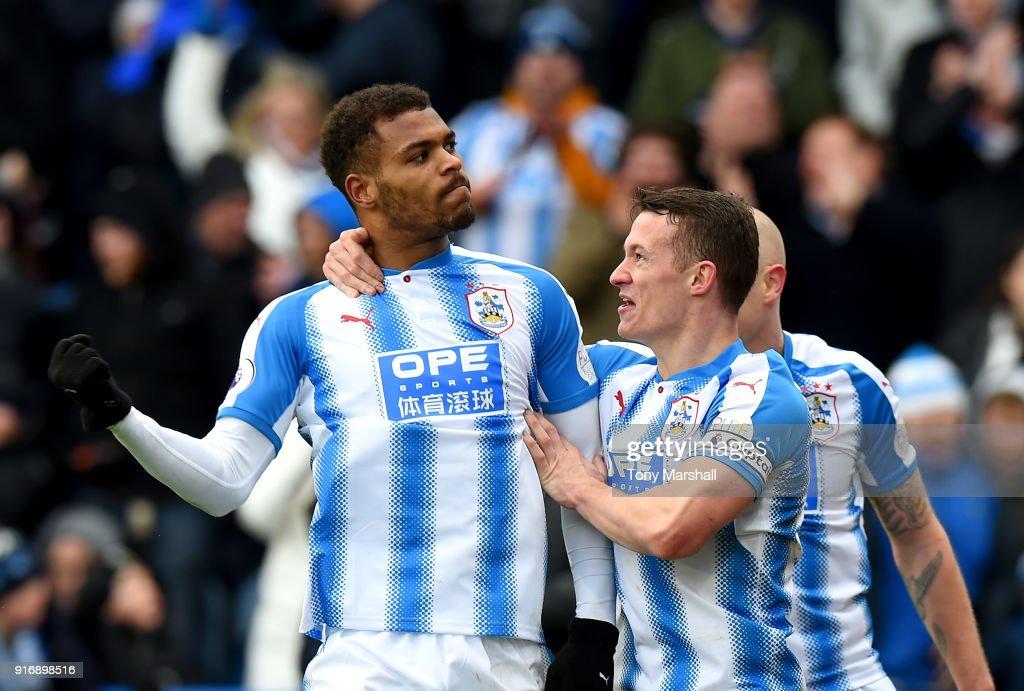 Huddersfield Town v AFC Bournemouth - Premier League : News Photo
