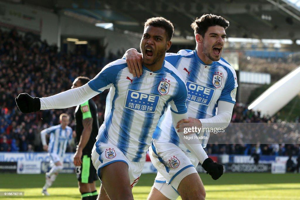 Huddersfield Town v AFC Bournemouth - Premier League