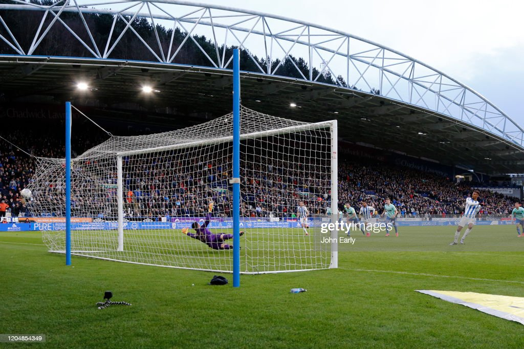 Huddersfield Town v Queens Park Rangers - Sky Bet Championship : News Photo