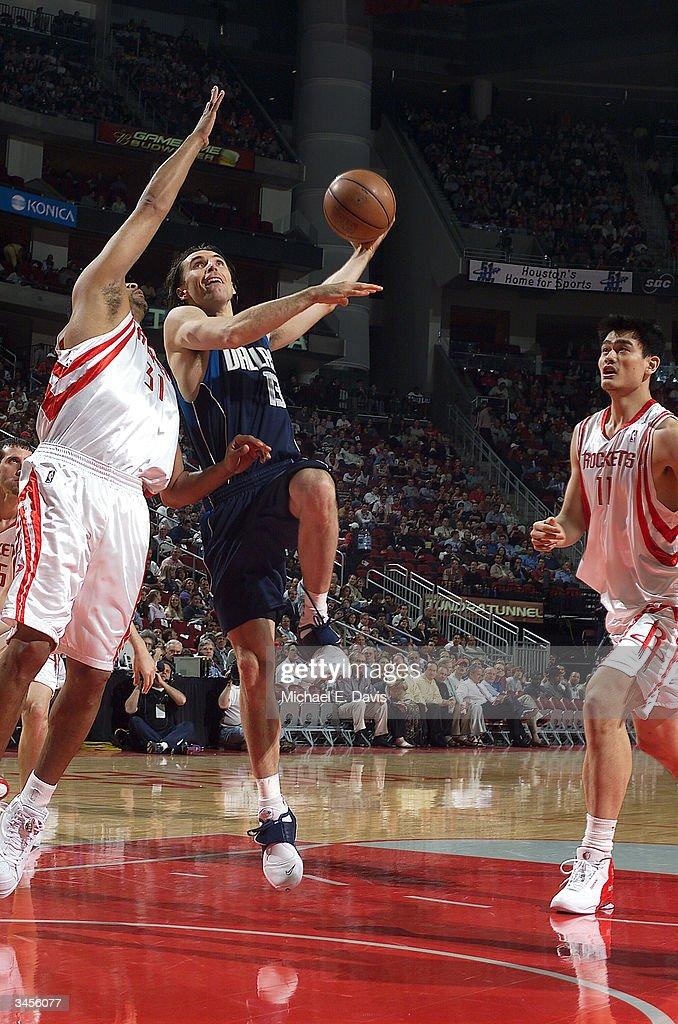 Mark Jackson Rockets